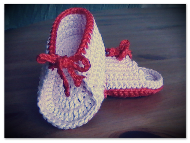 Crochet Unas Lindas Sandalias — Sceneups