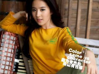 Crystal Liu Yi Fei (劉亦菲) Wallpaper HD 23