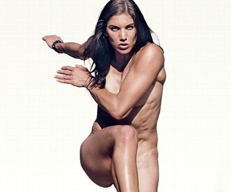 Hope Solo Fully Naked A Clothes Free Us Gk Hope Solo Is On One Of Four Covers For Espn