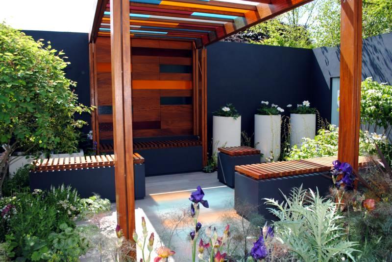 Chelsea flower show paisajismo como nunca has visto - Paisajismo jardines exteriores ...
