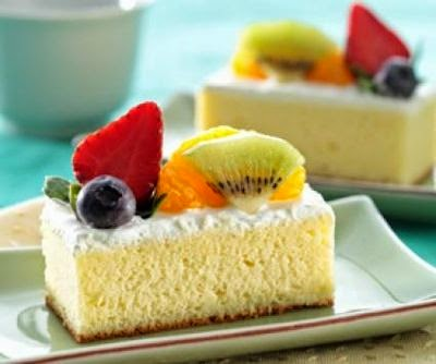 Resep Kue Fruit CakeSpesial