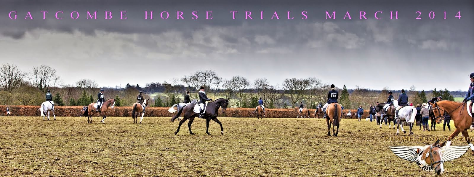 Gatcombe Autumn 2014 Trials