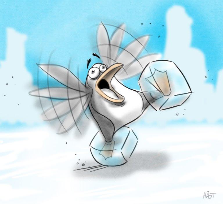 A l ngua de fora cold feet for Que significa cold