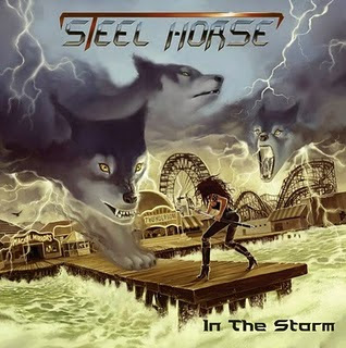 Steel Horse - In The Storm (2011)