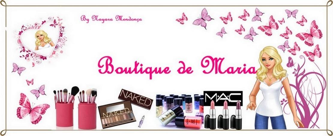 Boutique de Maria