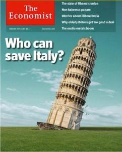 """Economist torre 242x300 - ITALIA IN CADUTA LIBERA, L'OBIETTIVO DELLA """"ELITE"""" FINANZIARIA"""