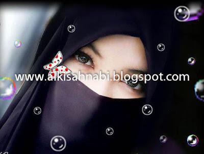 Kisah wanita menjadi ketua bidadari di syurga