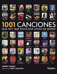 EFI News: 1001 Canciones que hay que escuchar antes de morir