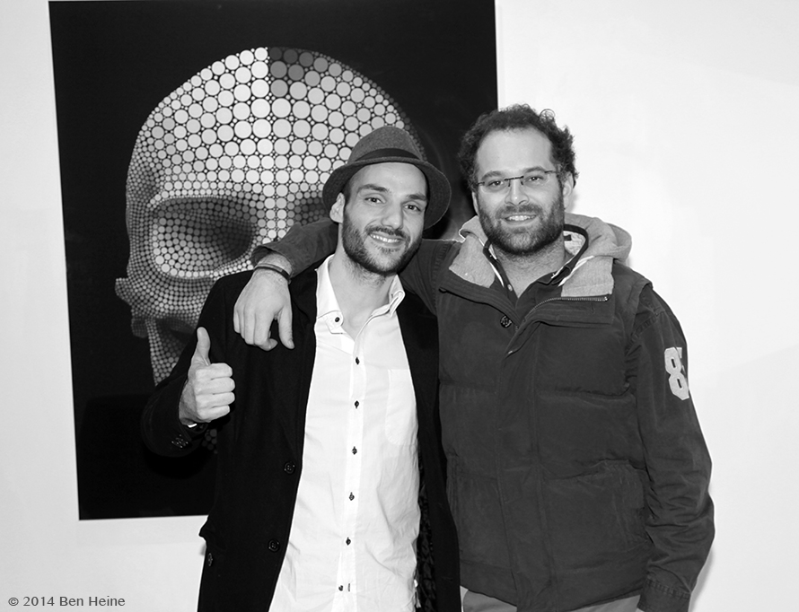 Thomas Morre - Art Exhibition at DCA Gallery - Belgium - 2014