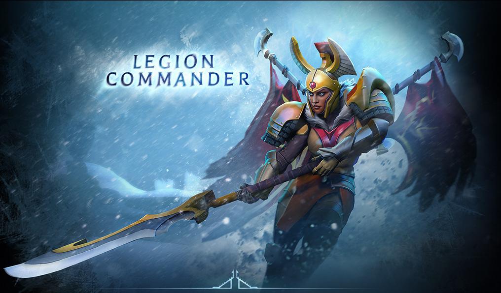 Daftar Hero yang Belum ada di Dota2 | OnlineGames, News ...  Legion Commander Dota 1