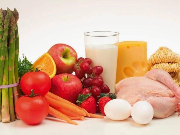 Balanced Diet Control Diabetes Risk