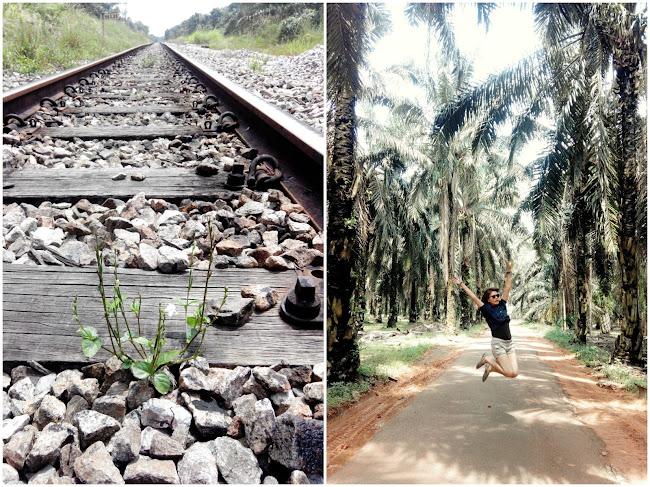 Kluang and Chamek Johor Road Trip
