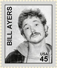 Bill Ayers stamp