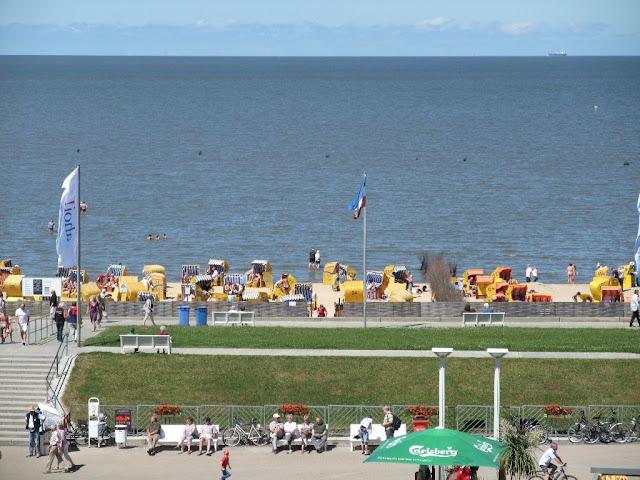 Cuxhaven verão