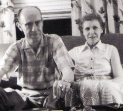 Papa Leo & Momo (My maternal grandparents)