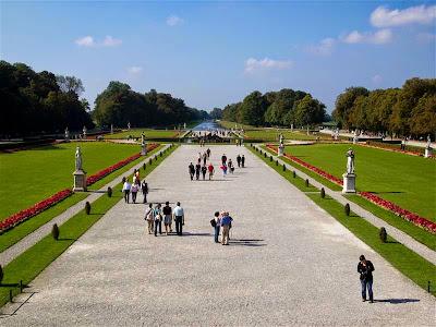 Jardínes del Palacio de Nymphenburg