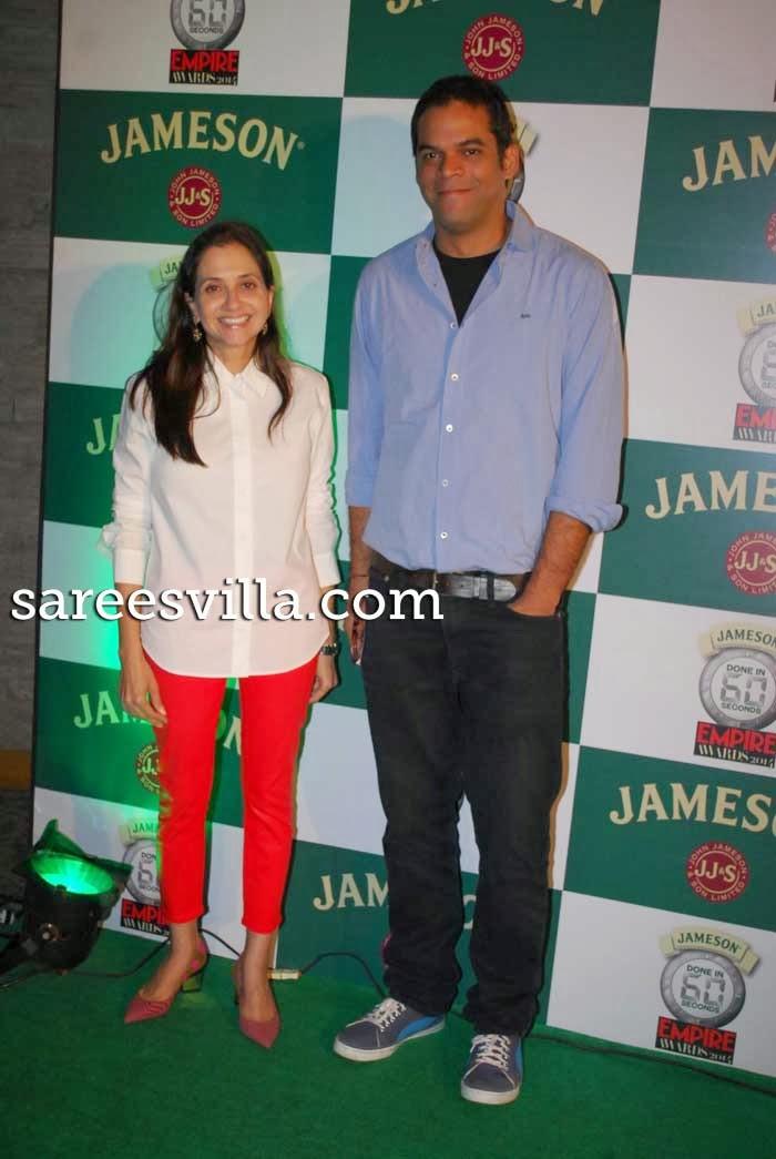 Anupama Chopra and Vikramaditya Motwane