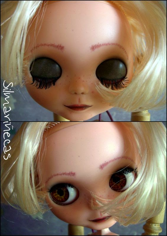 custom basaak doll by silmariñecas
