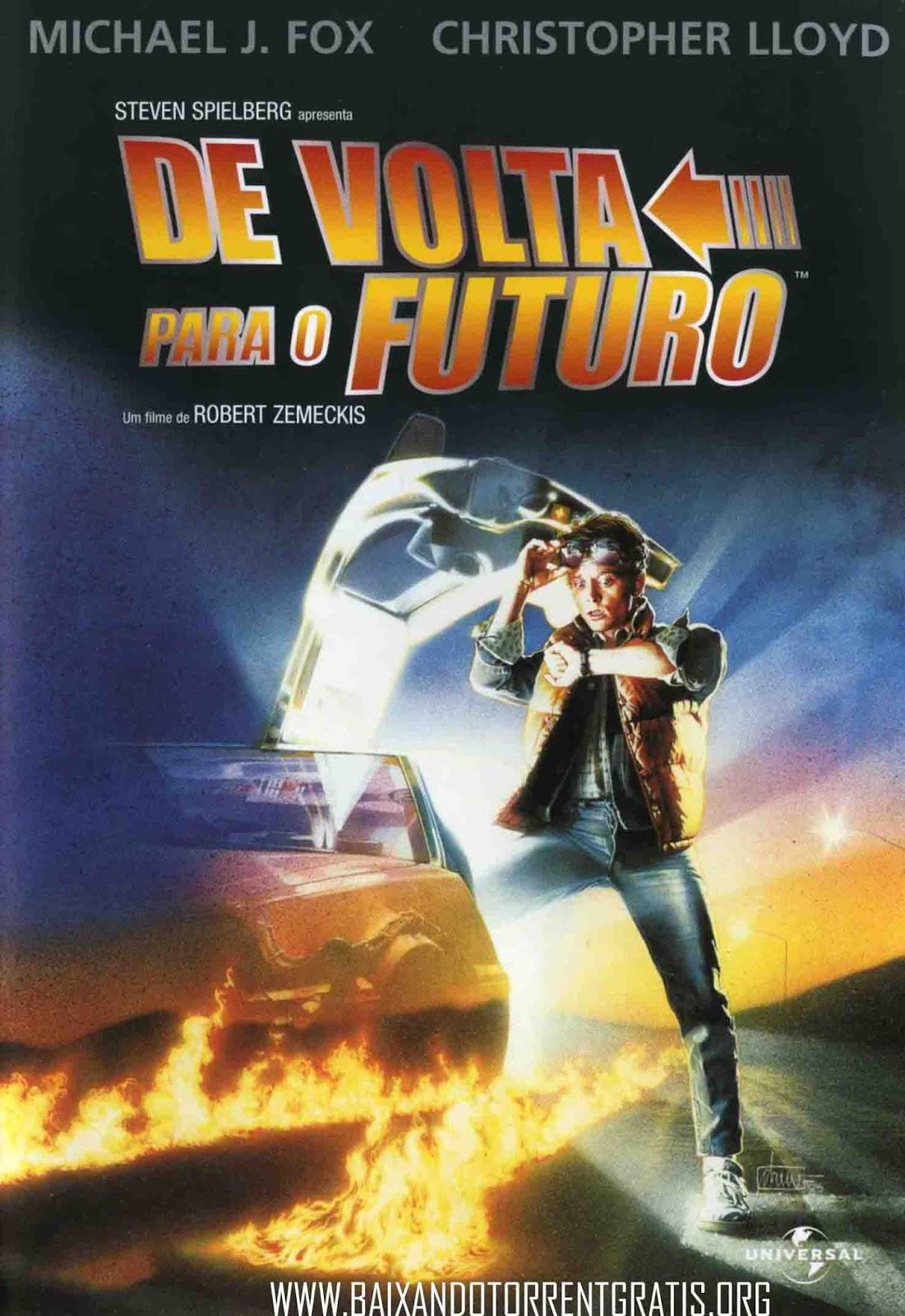 De Volta para o Futuro Torrent - Blu-ray Rip 720p e 1080p Dual Áudio (1985)