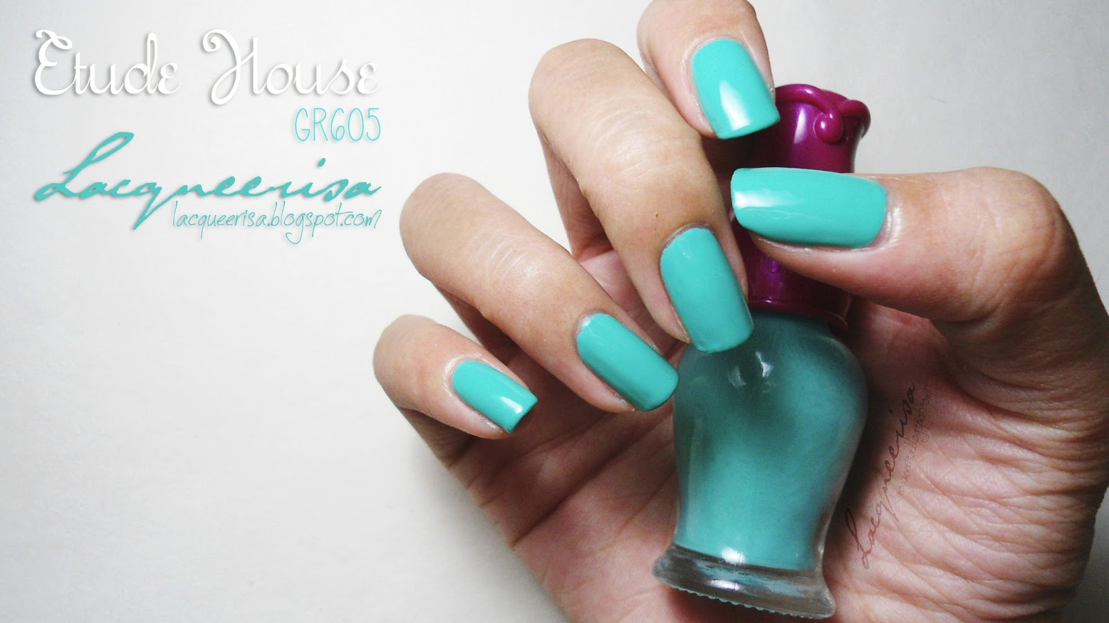 Lacqueerisa: Etude House GR605