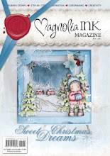 My Christmas Wreath with Magnolia -  Pg.64