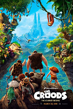 the croods - meet the first modern family