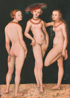 However I Recently Found This One By Cranach