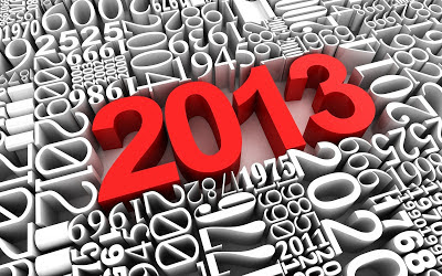 New Year New HD Wallpapers 2013