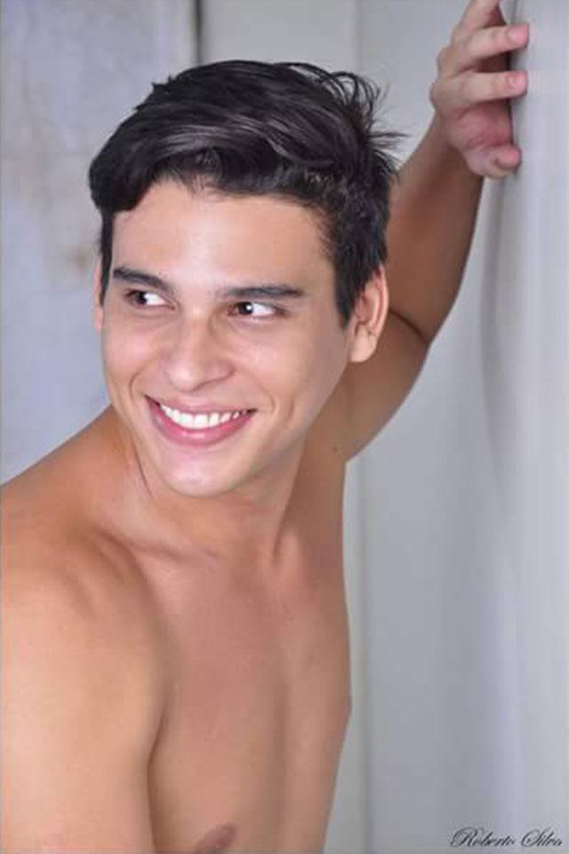 Jorge Ribeiro é o Mister Teen Pará 2015. Foto: Roberto Silva
