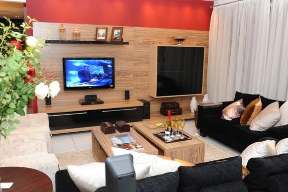 Minha Casa Descomplicada 6 dicas para decorar uma sala gastando pouco