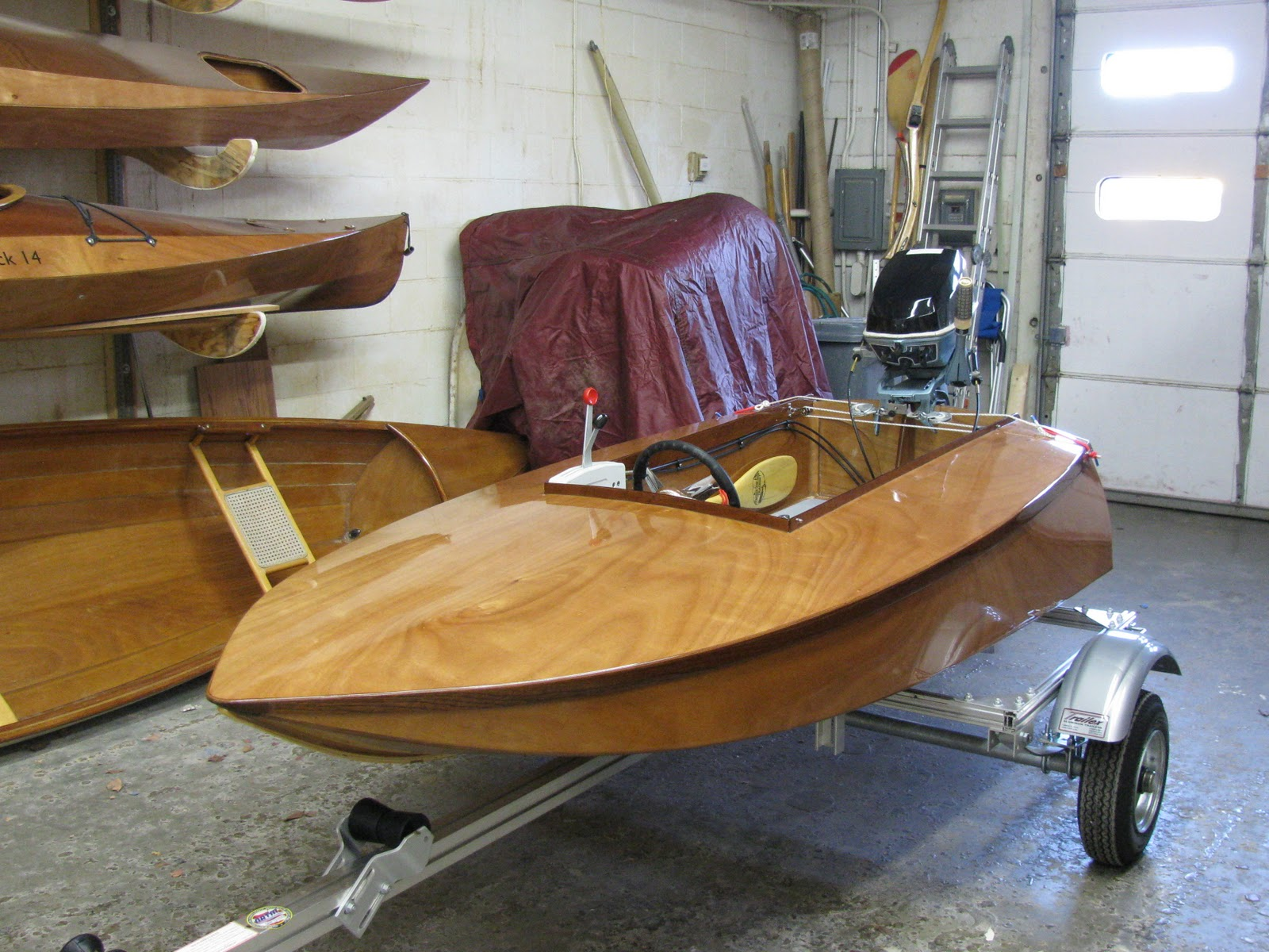 Mid-Atlantic Musings: Chesapeake Light Craft's Open House--A good day out.