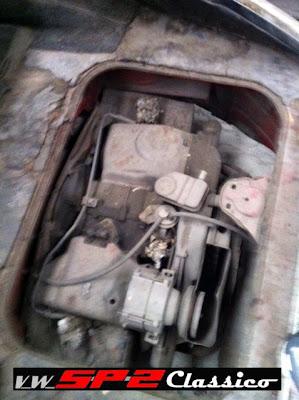 Coleção abandonada de Volkswagen SP2_21