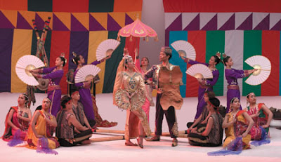 Roots of the Singkil, a traditional Filipino Muslim dance ...
