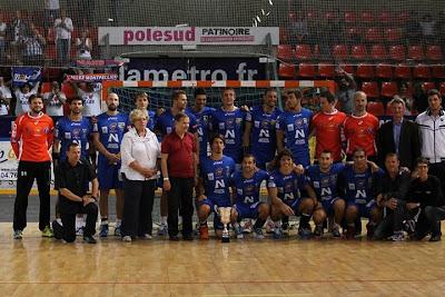 Montpellier gana torneo Masters de Grenoble. Listo para la Wild Card | Mundo Handball