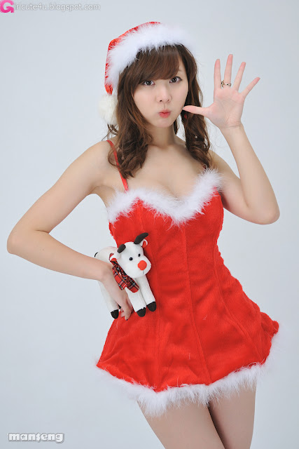 4 Santa Jung Se On-very cute asian girl-girlcute4u.blogspot.com
