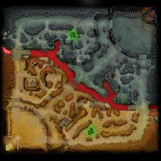 download map dota digimon rpg