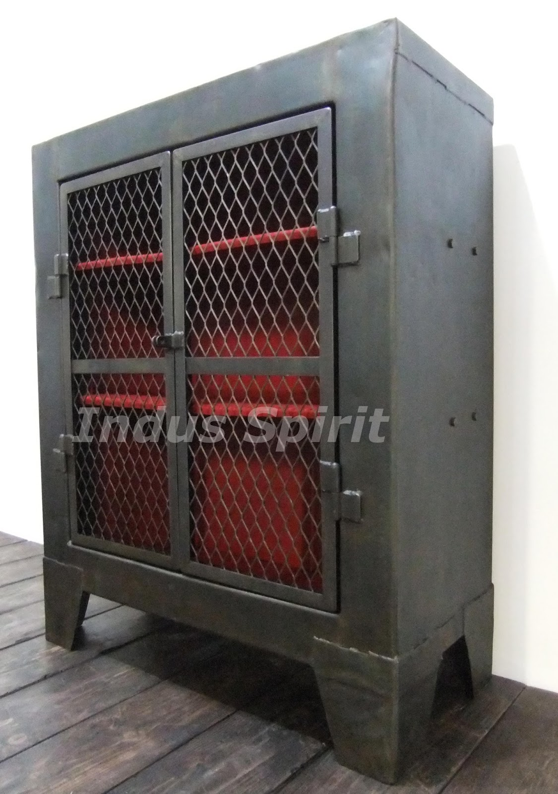 Buffet m tal industriel - Buffet industriel metal ...