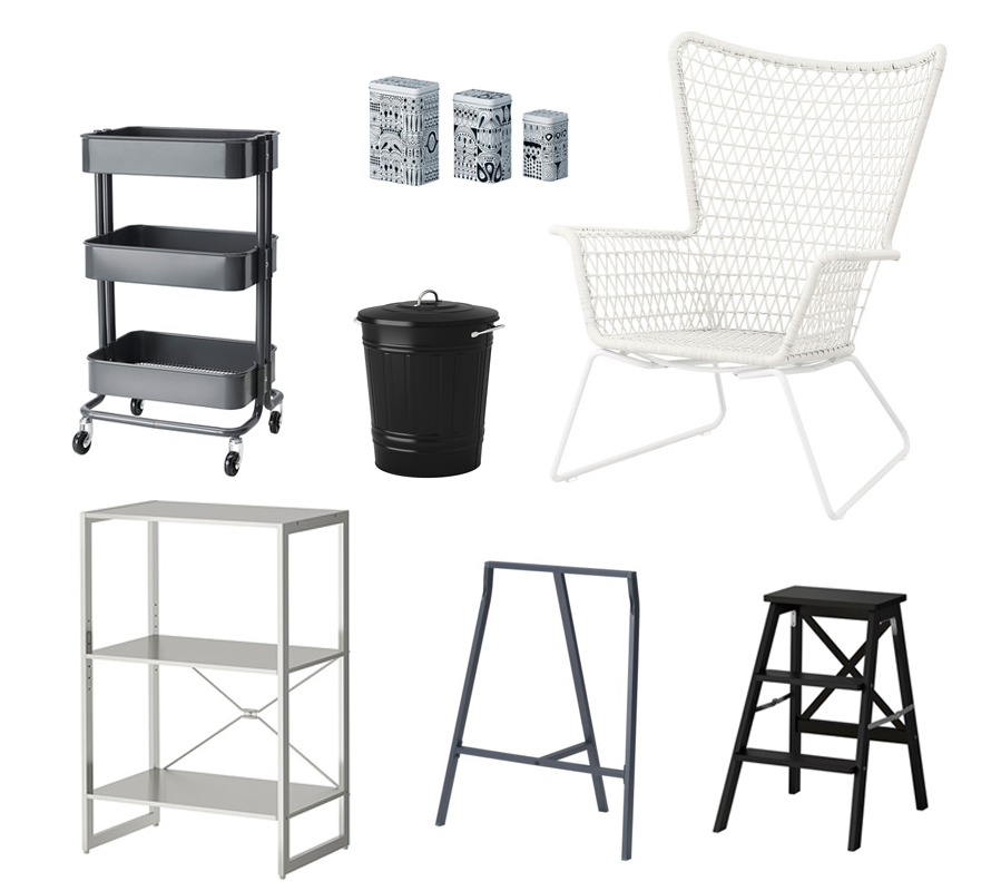 chic la vie ikea. Black Bedroom Furniture Sets. Home Design Ideas