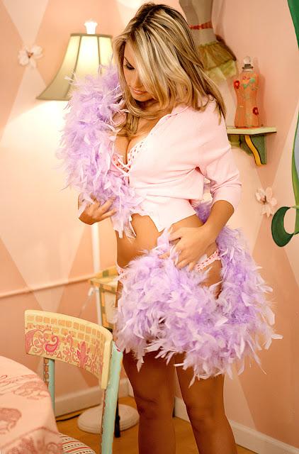 Adult Model Courtney Rachel Culkin