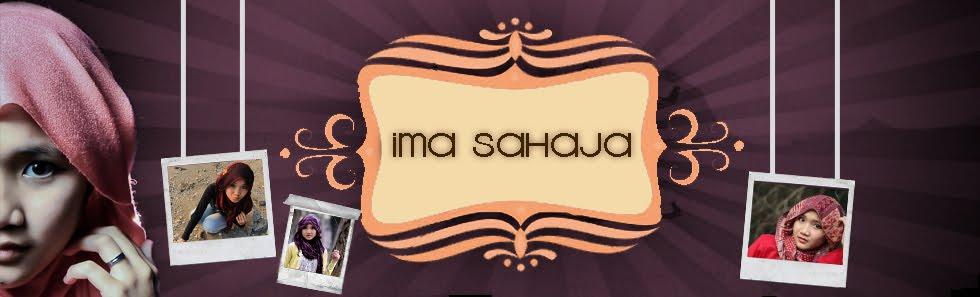 ♥ IMAsahaja