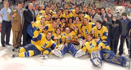 NCAA: Alaska Nanooks Are Governor's Cup Champions