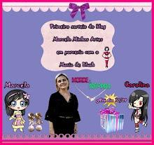 Sorteio em parceria com o blog Mania de blush