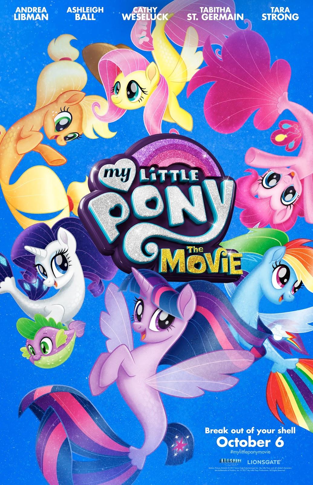 My Little Pony: O Filme 2017 Legendado