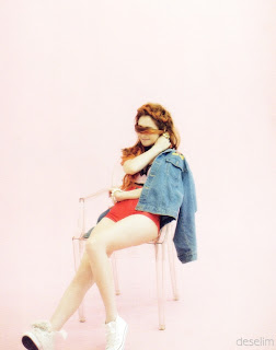 SNSD Jessica I Got A Boy Photobook 08