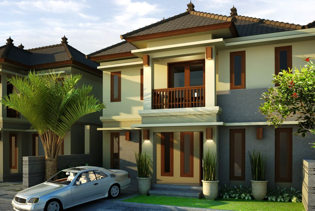 Rumah Minimalis Type 90 Dengan 2 Lantai | Rumah Minimalis Modern