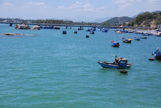 La baie de Nha Trang