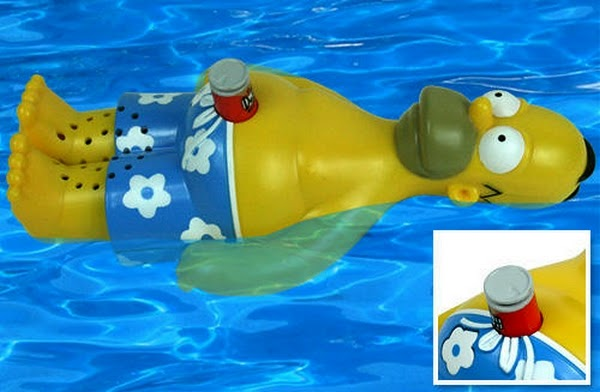 Wloghero del antifaz wlogadas de the simpsons - Homer simpson tout nu ...