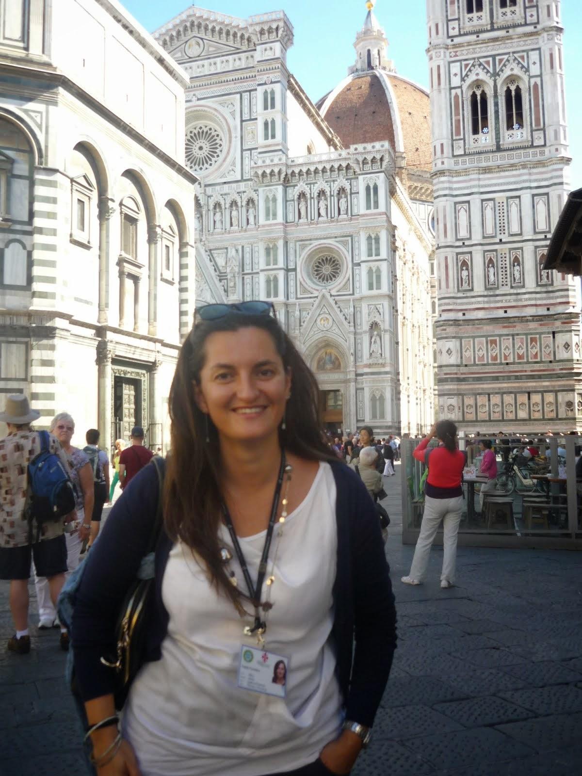 Votre guide à Florence
