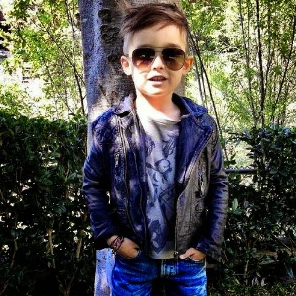 Foto gambar anak laki-laki paling keren