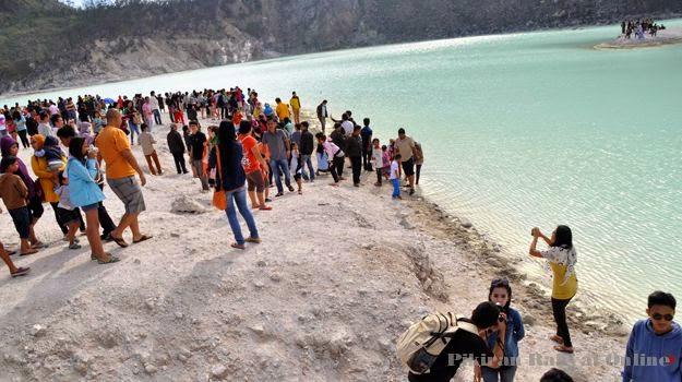 Tempat dan Objek Wisata Kawah Putih Ciwidey Bandung